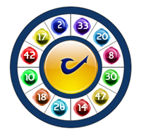 Massachusetts MassCash Lotto Wheel