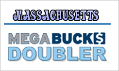 Massachusetts Megabucks Doubler Frequency Chart for the Latest 100 Draws