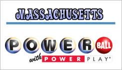 Massachusetts Powerball Frequency Chart for the Latest 100 Draws